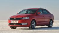 TEST: Škoda Rapid 1.6 TDI Style: Když nechcete Fabii - anotační foto