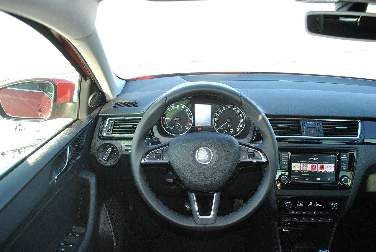 Škoda Rapid 1.6 TDI Style (2017)