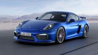 U Porsche jsou blázni. Cayman GT4 jim nestačí a proto přijde verze RS - anotačno foto