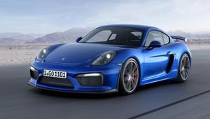 U Porsche jsou blázni. Cayman GT4 jim nestačí a proto přijde verze RS - anotační obrázek