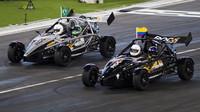 FOTO: Závod šampionů 2017 - Ostrá rozcvička (nejen) pilotů F1 před sezónou - anotační foto