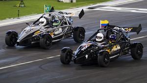 FOTO: Závod šampionů 2017 - Ostrá rozcvička nejen pilotů F1 před sezónou v Miami - anotační obrázek