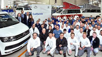 Výroba Volkswagenu California T6 jede jako po másle. Značka slaví významný milník - anotačno foto