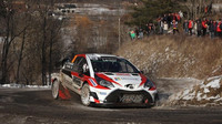 Jari-Matti Latvala Toyotu do WRC dobře uvedl