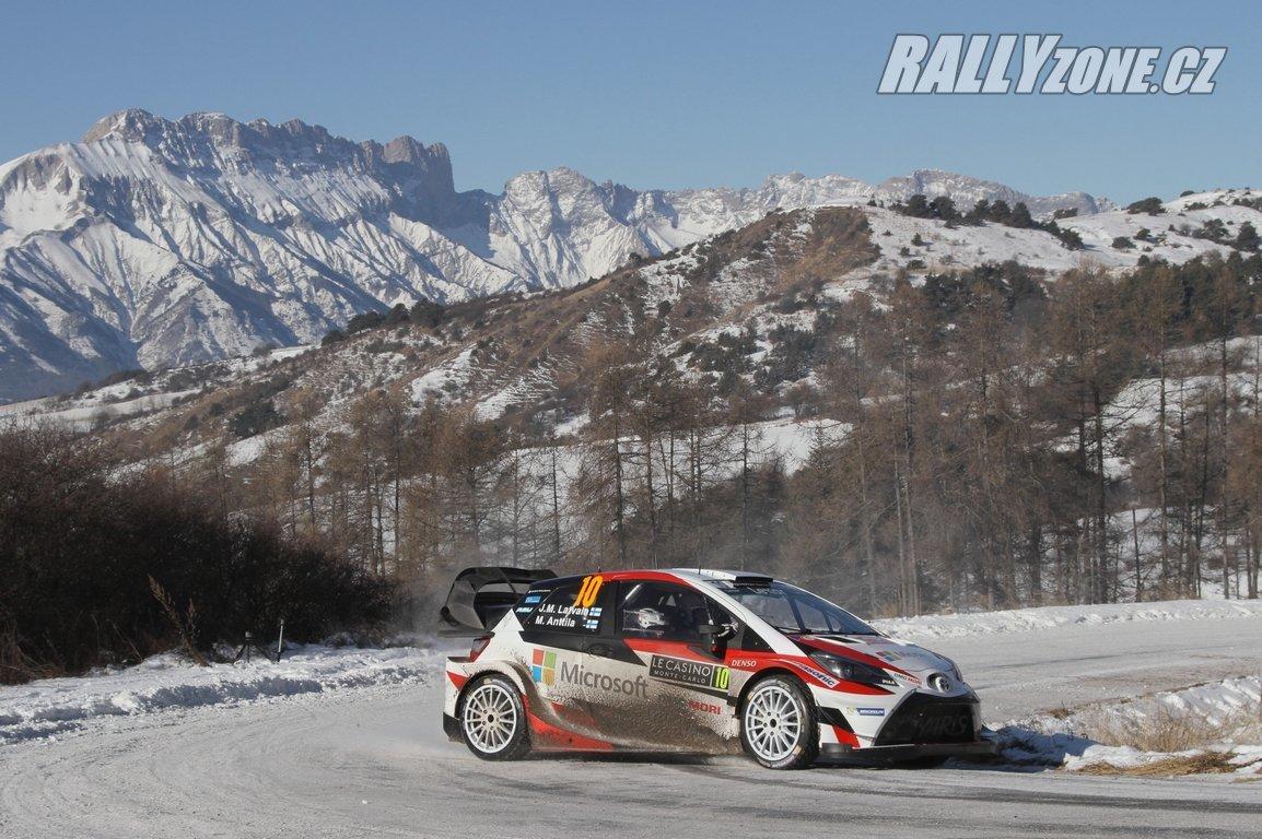 Lappimu chybějí zkušenosti z některých soutěží s WRC, proto o titul bude těžko bojovat, míní Latvala