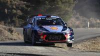 Start do sezony se Hyundai na Monte Carlu moc nepovedl...