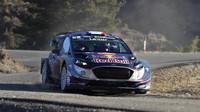 Sébastien Ogier stejně jako vloni vítězí v Rally Monte Carlo