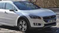 Peugeot 508 RXH 2.0 BlueHDI 180 (2017)