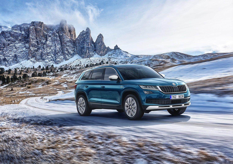 Škoda Kodiaq Scout je dokonalou ukázkou absurdity automobilového průmyslu.