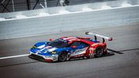 Ford GT v závodě Rolex 24 Daytona