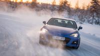 Omlazené Subaru BRZ.