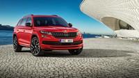 Škoda Kodiaq Sportline ukazuje emocionální já velkého SUV.