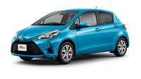 Omlazená Toyota Vitz je vizuálně sportovnější, hybrid nechybí.