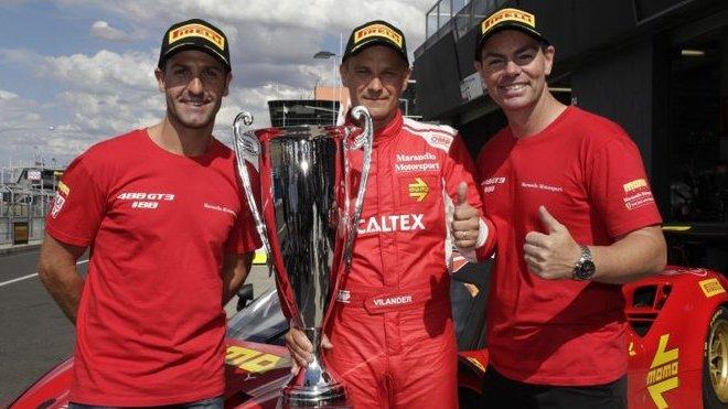 Allan Simonsen pole position Award winners