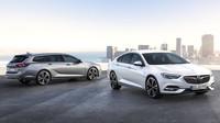 Opel Insignia Sports Tourer ukazuje praktičtější osobnost celé řady.