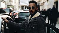 Lewis Hamilton na návštěvě Francie před sezónou 2017