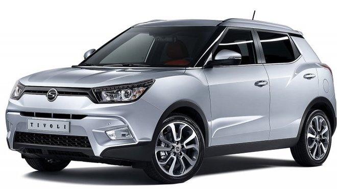 Ssangyong Tivoli dostane jako první vůz na světe nový prvek výbavy