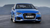 Také Audi RS3 Sportback dostalo nový pětiválec.