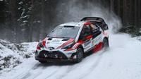 Latvala a Toyota opět překvapili a vstup do sezony jim vyšel nad očekávání dobře