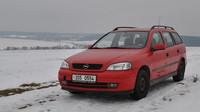 Opel Astra G Caravan Edition 100 (1999)