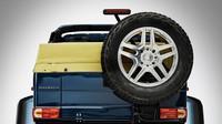 Mercedes-Maybach G 650 Landaulet je nejopulentnějším autem z Německa.
