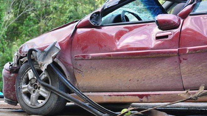 nehoda, ilustrační fotografie