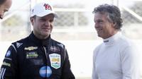 Rubens Barrichello a Jan Lammers se připravují na vytrvalostní dobrodružství v Le Mans