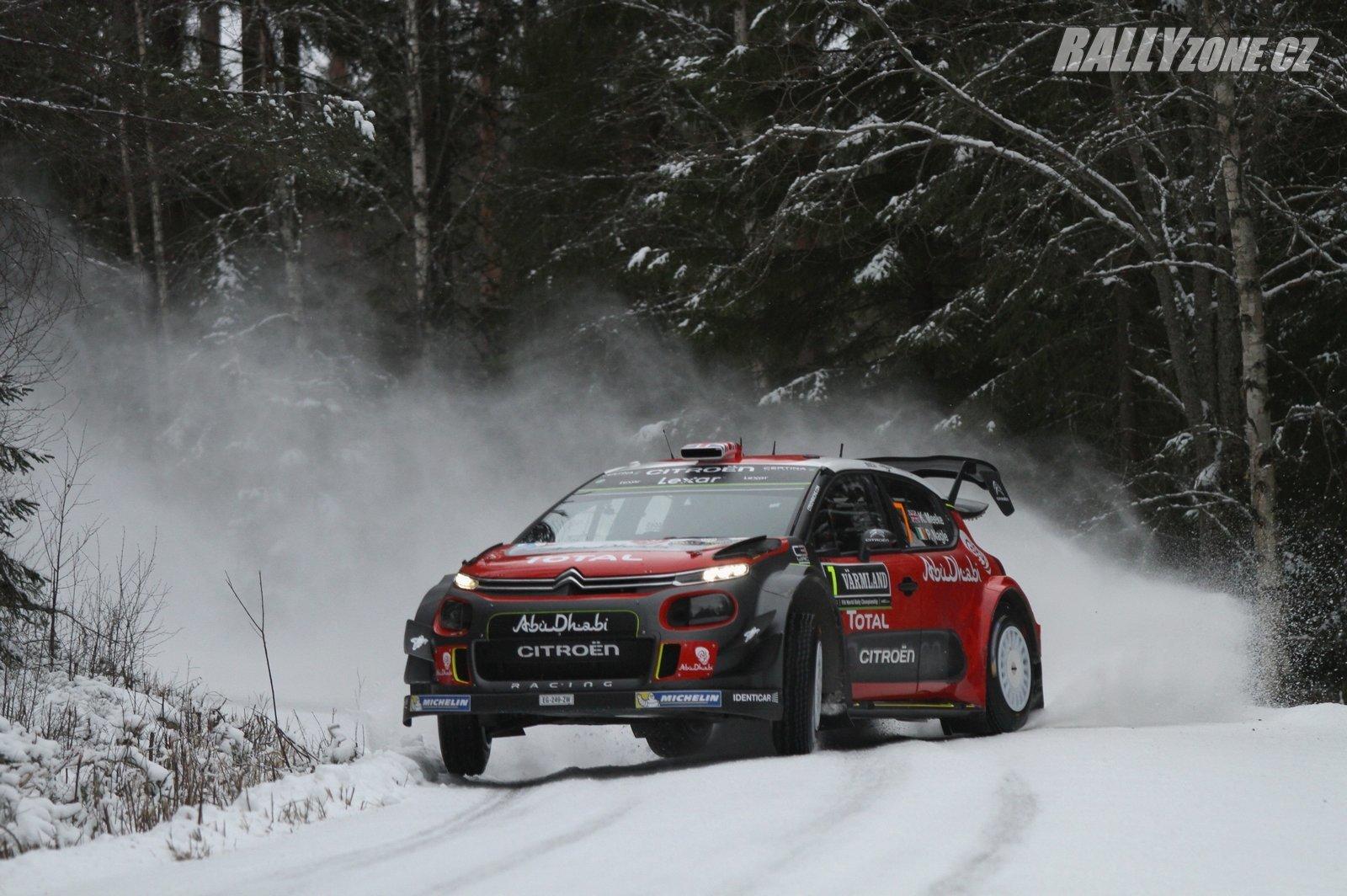 Citroën angažoval pro Švédskou rally posilu do svého týmu