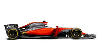 Jeden z neoficiálních grafických návrhů McLarenu