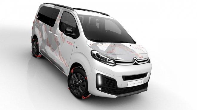 Citroën SpaceTourer 4x4 Ë