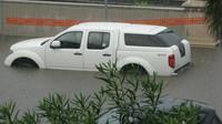 Zaplavená auta jsou na odpis?