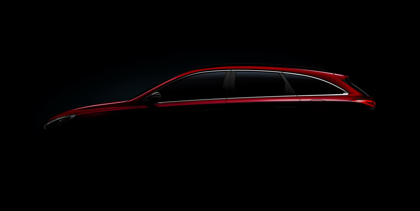 Hyundai poprvé ukázal fotografii nové i30 kombi