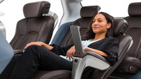 Nová luxusní autosedadla