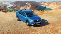 Dacia Logan MCV Stepway je největší novinkou značky pro Ženevu.