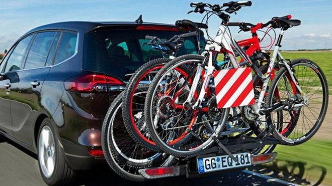 nosič na kolo