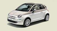 Fiat 500C Sessantesimo oslavuje šedesátiny vozu.