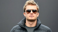 Úřadující mistr světa F1 Nico Rosberg už jen v roli diváka