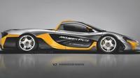 Hypersporty jako pickup - McLaren P1