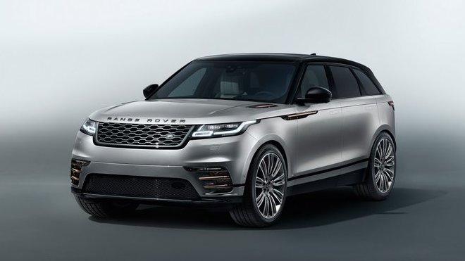 Range Rover Velar je jedním z nejkrásnějších SUV na trhu.