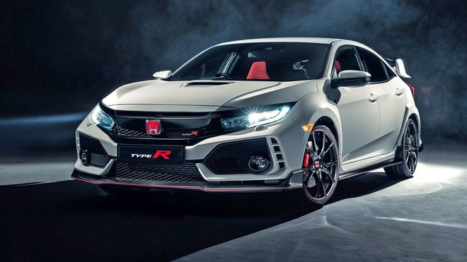 Honda Civic ukázala nový Type R. Je to šílenost na kolech 5cebf82f36