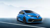 Renault Zoe e-Sport ukazuje závodnickou tvář elektrického hatchbacku.