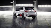 Toyota Yaris GRMN nabízí kompresorem přeplňovanou osmnáctistovku.