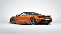McLaren 720S je zatraceně rychlý a má geniální přístrojovou desku,