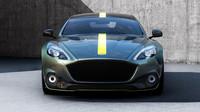 Aston Martin Rapide AMR je nejrychlejším sedanem planety.