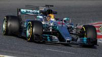 Mercedes při předsezónních testech nebyl prorokem