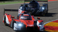 Prototypy Ligier a Oreca při předsezónním testu pneumatik Dunlop ve španělském Aragonu