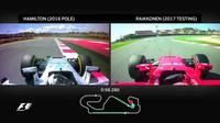 Videosrovnání nejrychlejšího kvalifikačního kola 2016 vs. rekord v testech