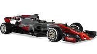 Haas VF-17 Ferrari