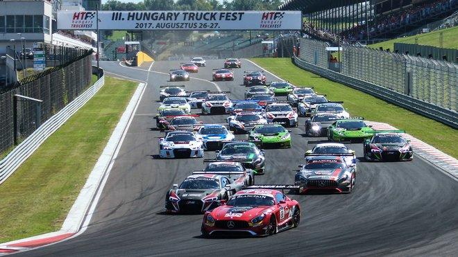 Blancpain GT series, Hungaroring 2016