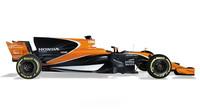 McLaren MCL32 - Honda